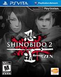 Shinobido 2: Revenge of Zen (PlayStation Vita)